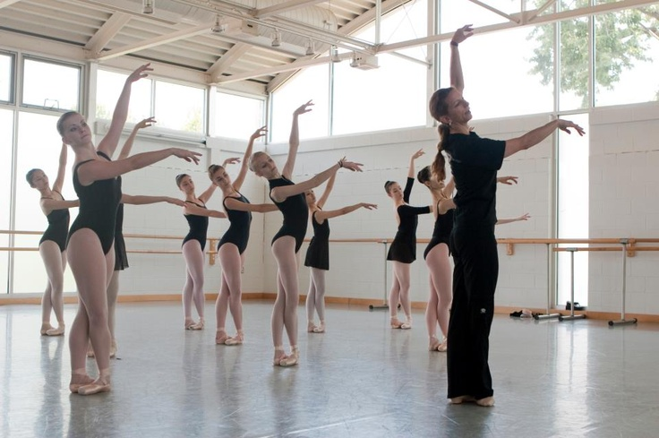 Ballet Class Adults 13