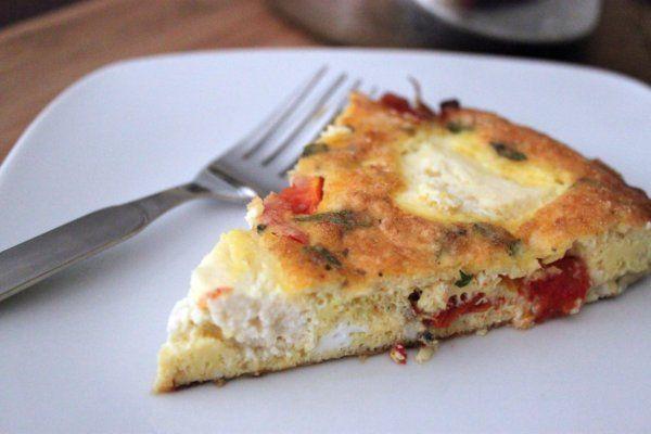 Onion Frittata | Foodie-licious! | Pinterest