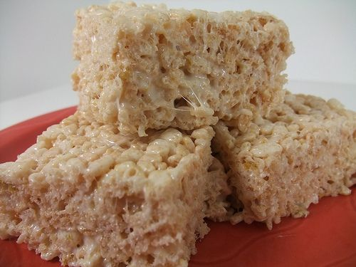 Brown Butter Rice Krispie Treats | Desserts and Baking | Pinterest