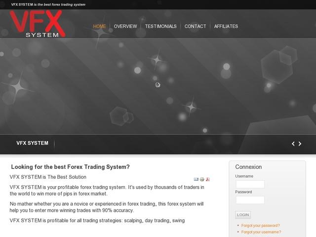 Vfx forex