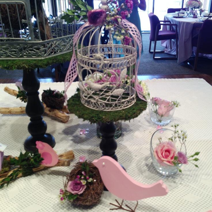 bird theme baby shower for girl 35 pinterest
