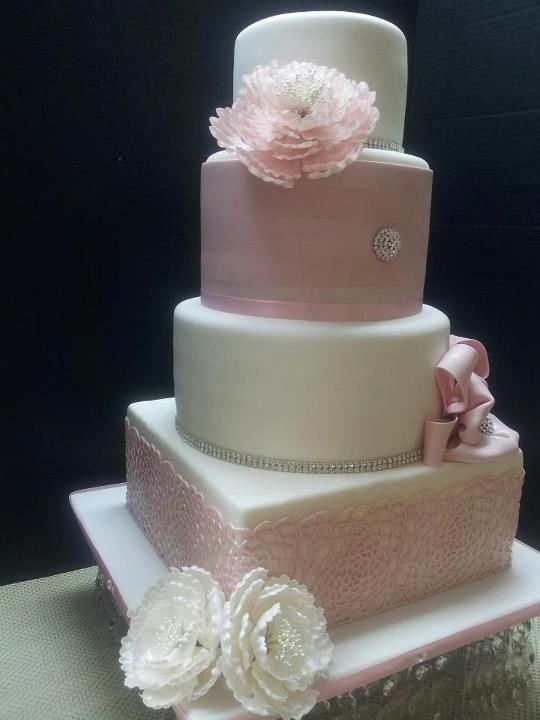 Vintage Wedding Cakes Pinterest