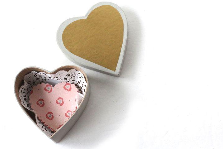 valentine's day doily crafts