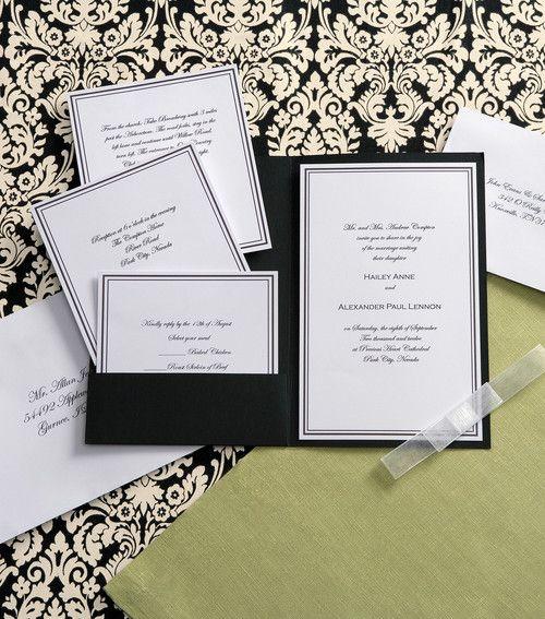 Wedding Gift Etiquette If Not Invited Wedding : wedding invitations etiquette The wedding 45 Pinterest