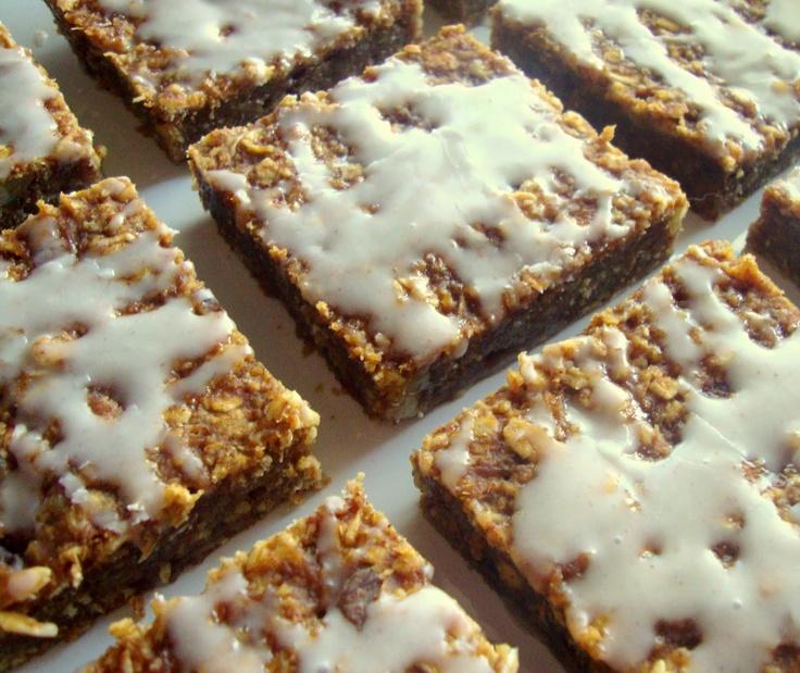 Apple Walnut Tart With Fig Glaze Recipes — Dishmaps