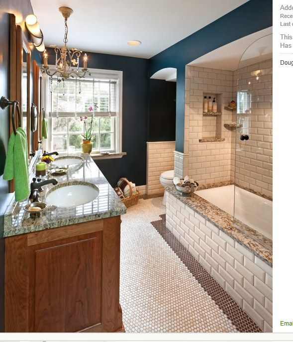 Alcoves master bath remodel ideas pinterest for Bath remodel pinterest