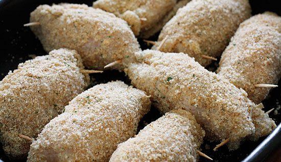 Cheesy Jalapeño Popper Baked Stuffed Chicken 2 stuffed breasts= 9 ...