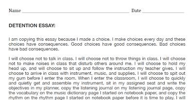 essay about my dream teacher