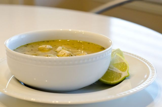 Green Chile Chicken Posole 2 | FOOODDD and drinks!!!! | Pinterest