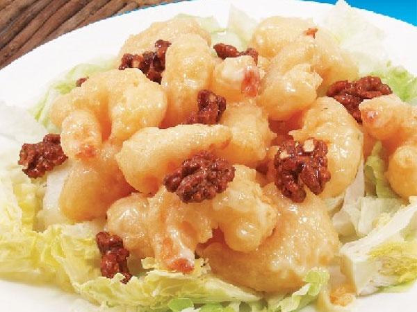honey walnut shrimp | yum yum | Pinterest