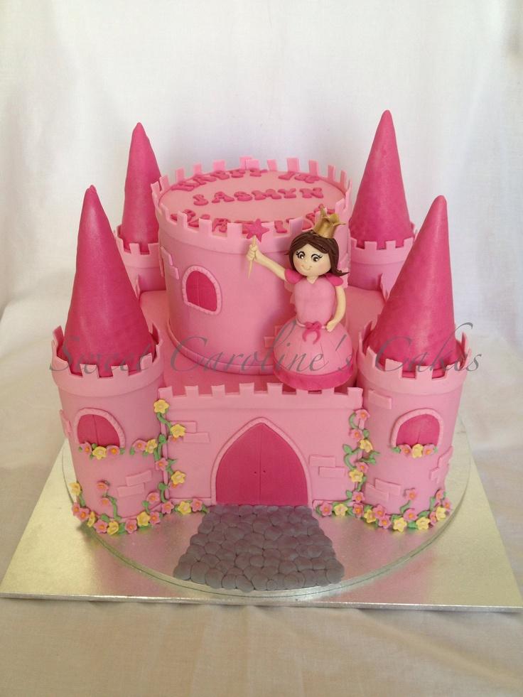 Princess Cake Design Pinterest : Princess cake Cake Ideas Pinterest