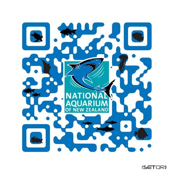 QR code NATIONAL AQUARIUM OF NEW ZEALAND (New Zealand)