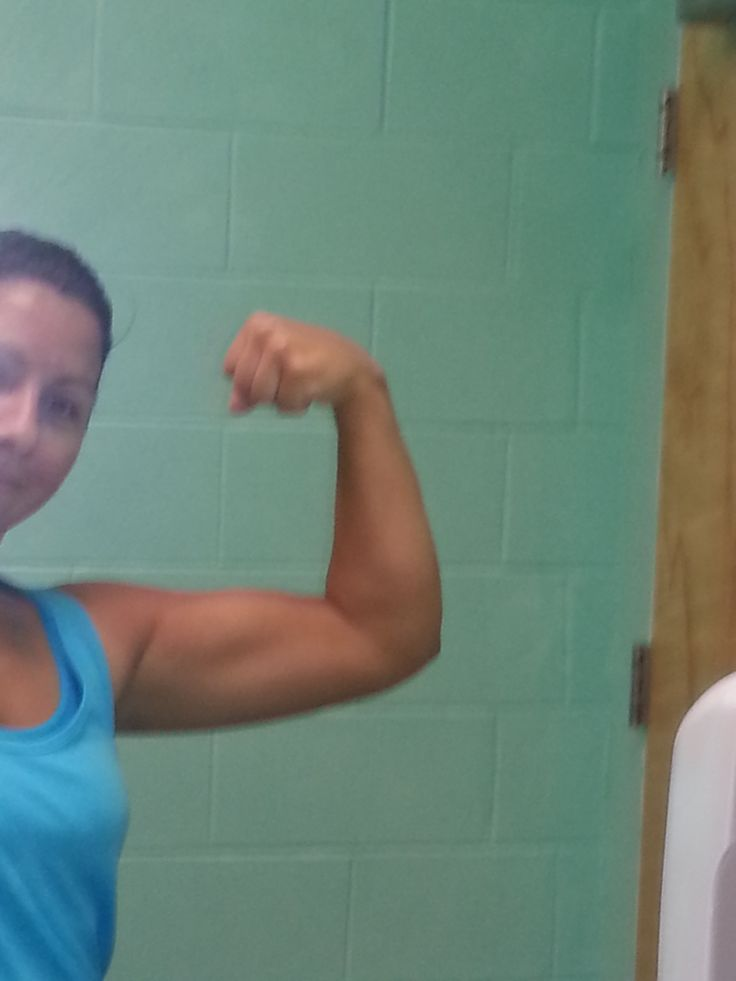 I'm on day 8 of the 30 Day Arm Challenge. http://www.lifeisonlywhatyoumakeit.blogspot.com
