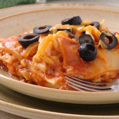 Tex-Mex Lasagna | Favorite Recipes | Pinterest