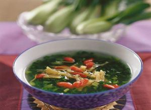 Spinach Soup | To Eat...