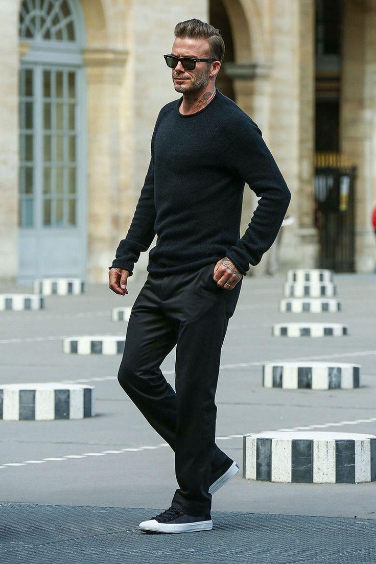 David beckham fashion shoes 34