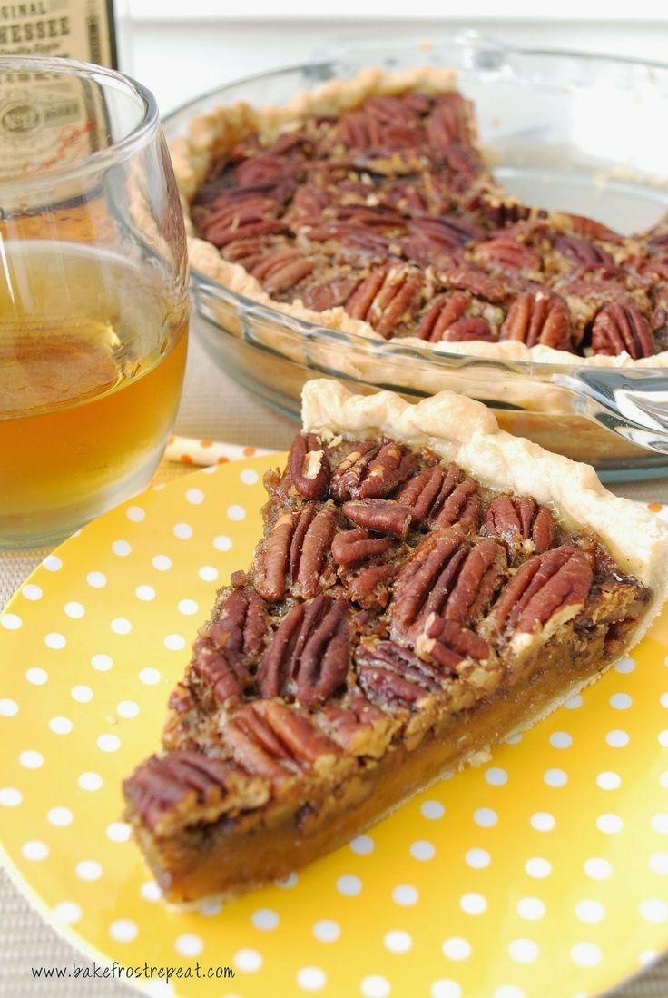 "Kentucky ""Dirty"" Bourbon Pie Recipes — Dishmaps"