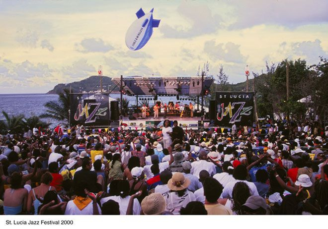 Jazz Festivals In The Caribbean 2016