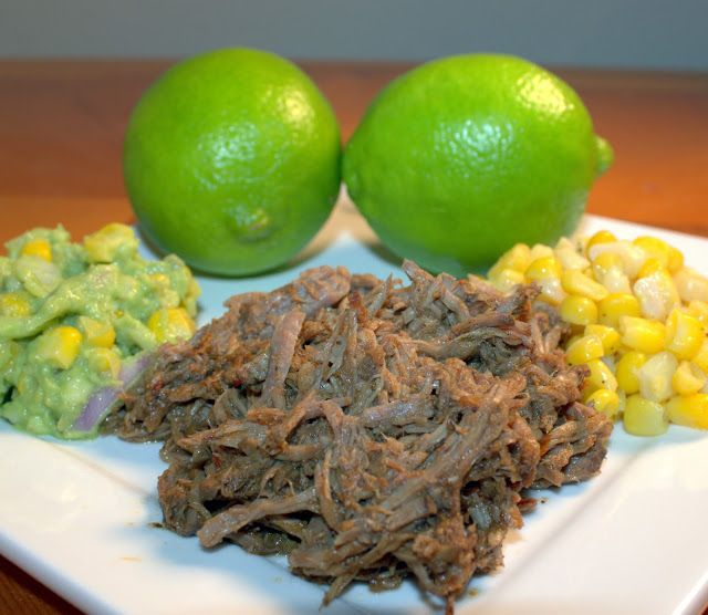 Barbacoa Beef | Food | Pinterest