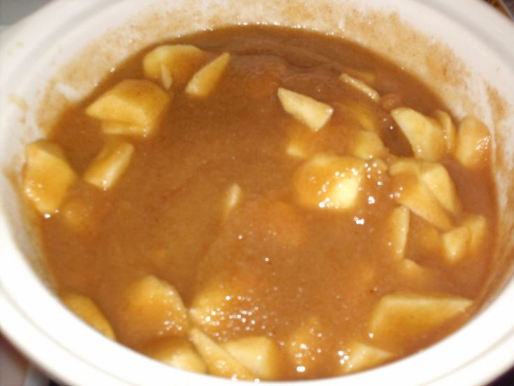 Crock Pot Apple Butter | Recipe