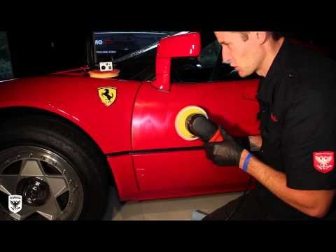how to get into auto detailing
