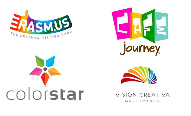 30 Creative and Inspiring Multi-colored Logo Designs for your inspiration