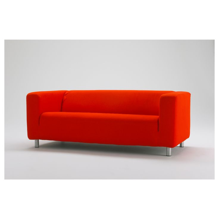 Klippan Loveseat Gran N Red Ikea Kids Playroom