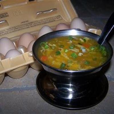 Egg Drop Soup | Food & Fun | Pinterest
