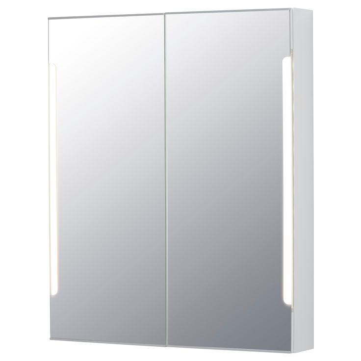 Armarios De Baño Romi:IKEA Medicine Cabinet Light