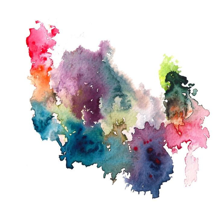 Watercolor fun abstract art pinterest for How to paint abstract with watercolors