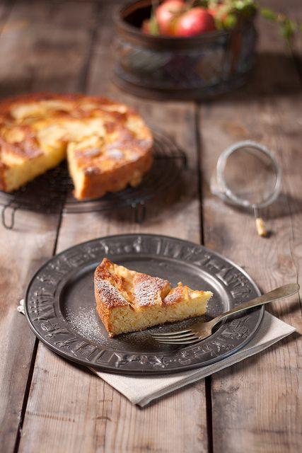 My Grandma's apple cake | Delicate Bakery | Pinterest