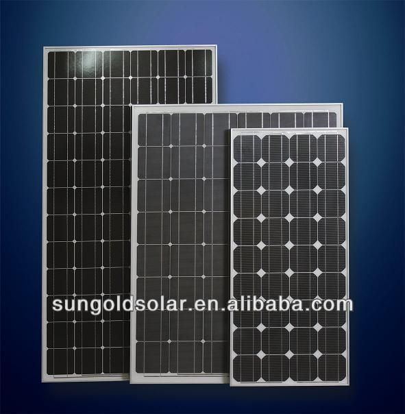 500w solar panels for home system $0.62~$0.75