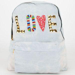 Love Backpack | Other | Pinterest