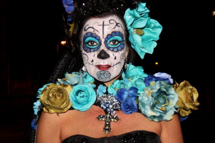 DIA De Los Muertos Parade Tucson