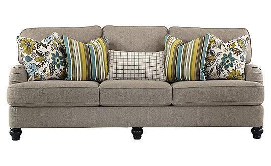 Hariston - Shitake Sofa. The sofa we bought for our new pad Series ...