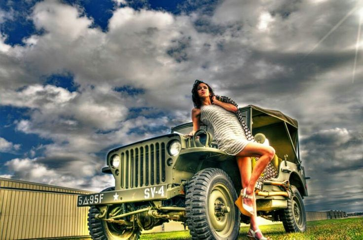 Jeep Pin Up My Modeling Pinterest