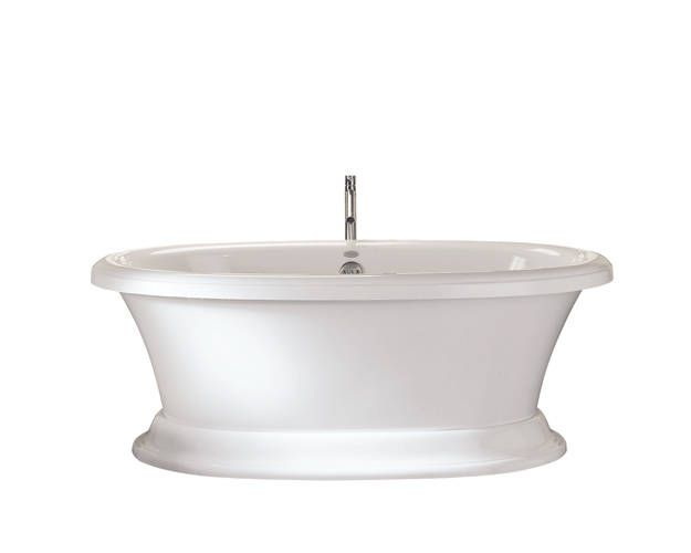 Bathtub stand alone 28 images master stand alone for Stand alone bathtubs modern
