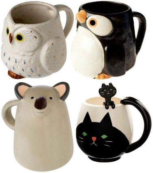 1 Cup Ceramic Teapot