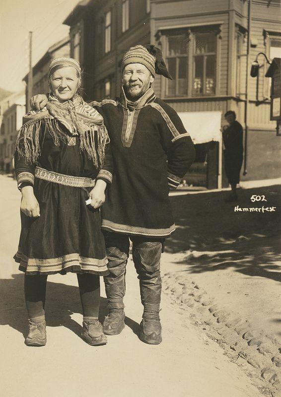 kvinne Hammerfest