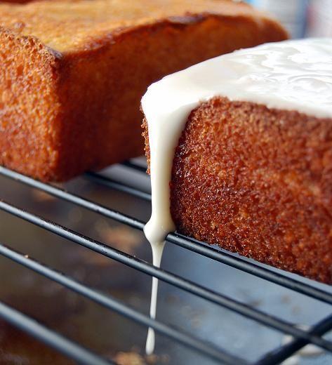 Orange-Vanilla Bean Pound Cake http://www.culinaryconcoctionsbypeabody ...