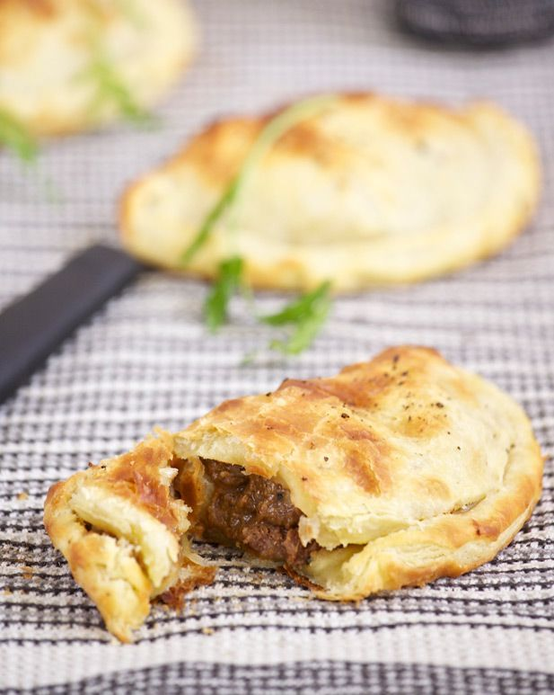 Beef and Guinness Pies | Sustenance | Pinterest