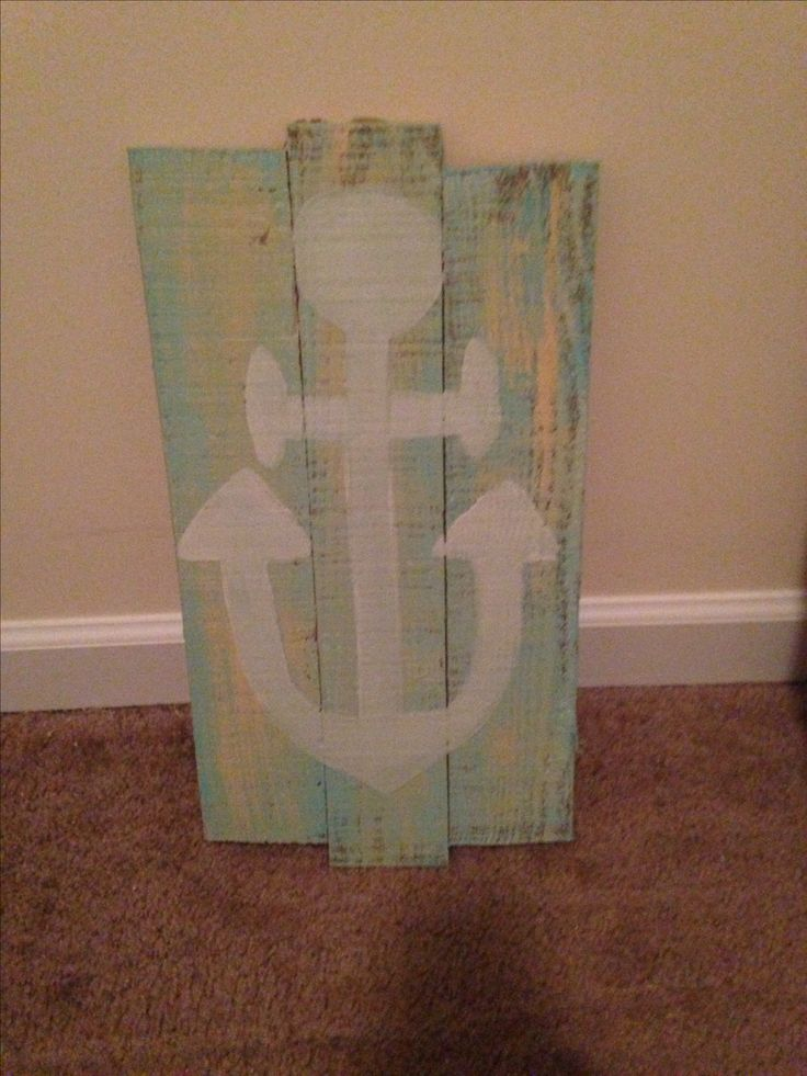 wooden pallet crafts always a beach girl pinterest