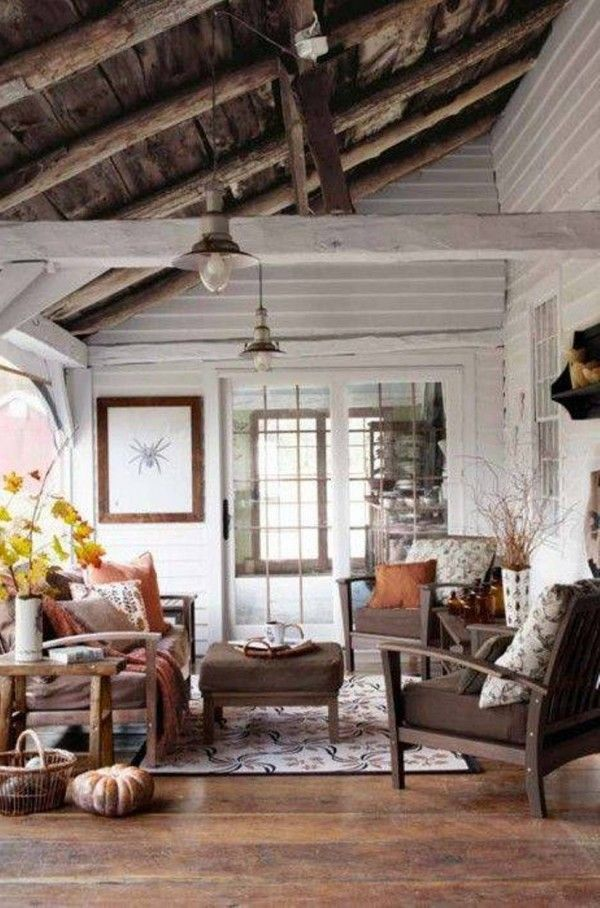 Rustic Living Room Furniture Daydreaming In The Key Of