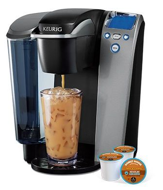 Iced Coffee Maker Kohl S : How to Make Iced Coffee With a Keurig Coffee. Love love love :) ?