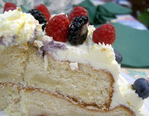 Brown Sugar Angel Food Cake | Food 4 my tummy | Pinterest
