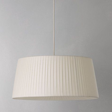 buy john lewis easy to fit audrey ceiling shade online at