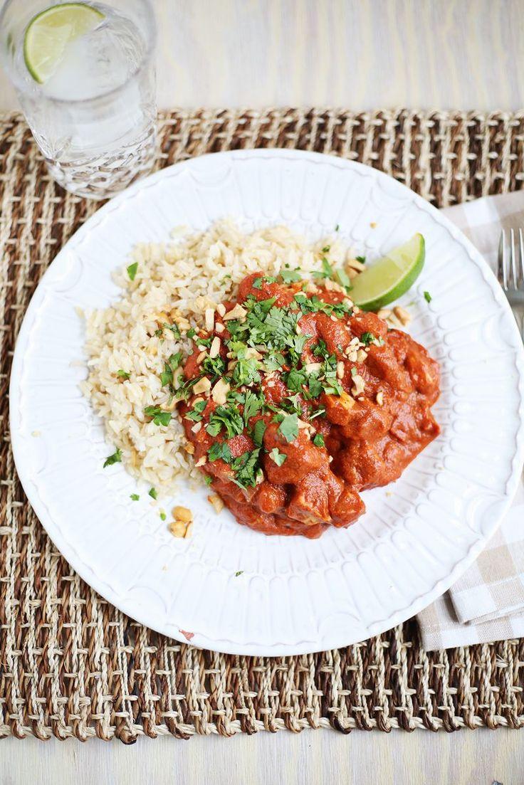 Vegetarian tikka masala (click through for recipe)