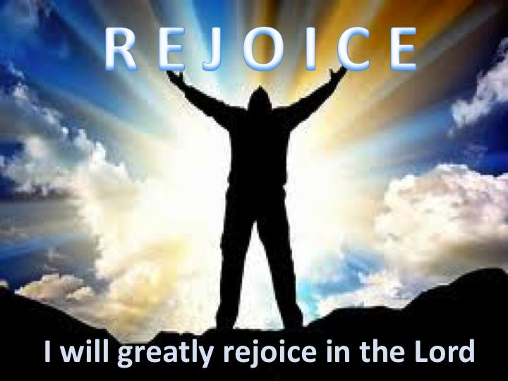 Rejoice in the lord bible verses pinterest