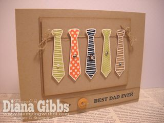 by Di Gibbs, Stamping with Di