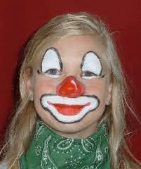 pin schminken clown on pinterest. Black Bedroom Furniture Sets. Home Design Ideas